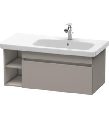 """Bathroom Vanities Right Side Sink duravit ds6396 durastyle 36 5/8"""" wall mount single bathroom vanity"""