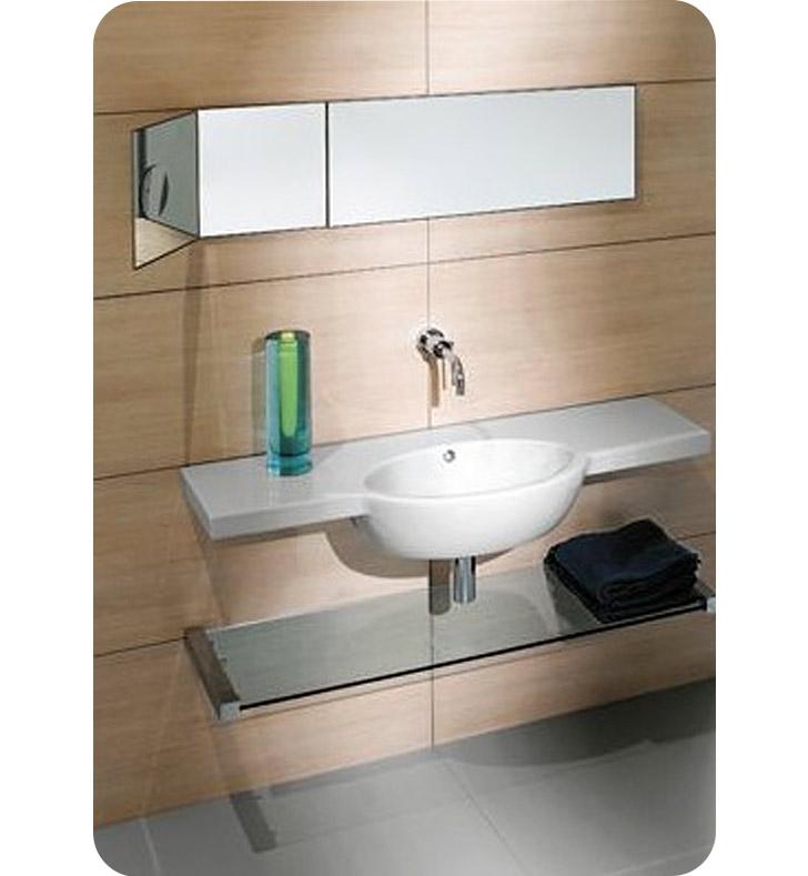 Nameeks 665211 gsi bathroom sink for Nameeks bathroom sinks