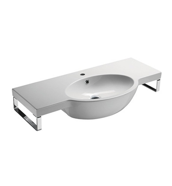 Nameeks 665111 GSI Bathroom Sink