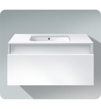 Duravit DS6884 DuraStyle Wall Mounted Modern Bathroom Vanity Unit