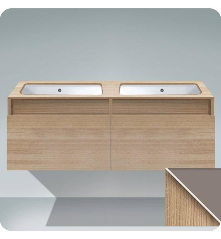 Modern Bathroom Vanity Units duravit ds6886b durastyle wall mounted double sink modern bathroom