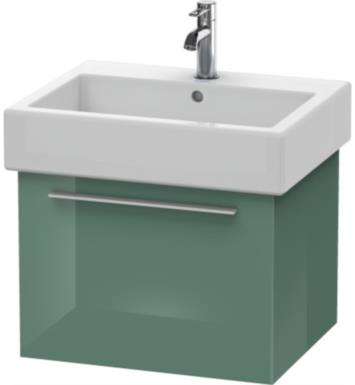 "Duravit FO9554 Fogo 21 5/8"" Wall Mount Single Bathroom Vanity with One Drawer"