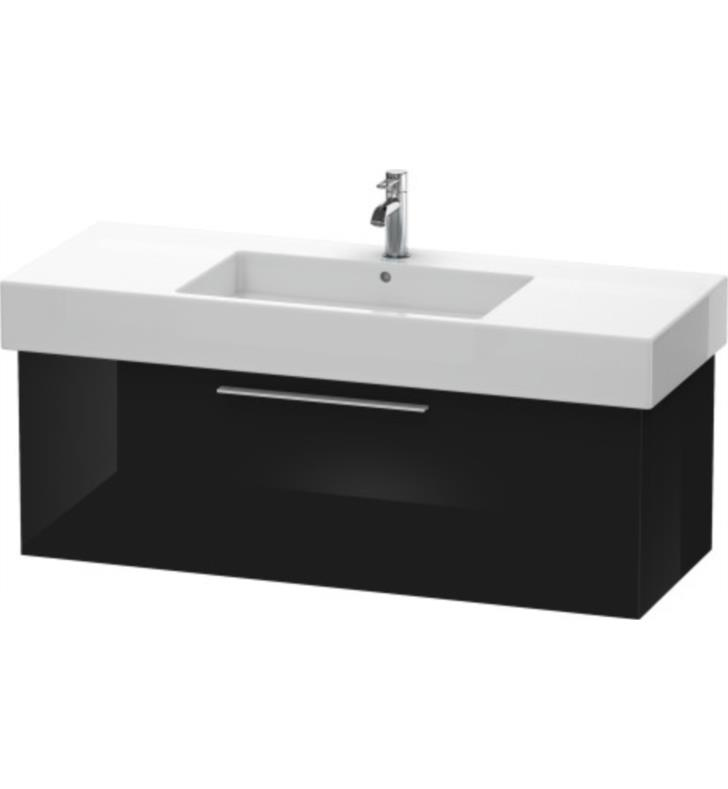 duravit fo9574 fogo 47 1 4 wall mount single bathroom. Black Bedroom Furniture Sets. Home Design Ideas