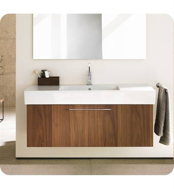 Duravit FO9574 Fogo Modern Bathroom Vanity Unit with Inner Compartment (Includes 3 Glass Dividers and 4 Box Drawers)