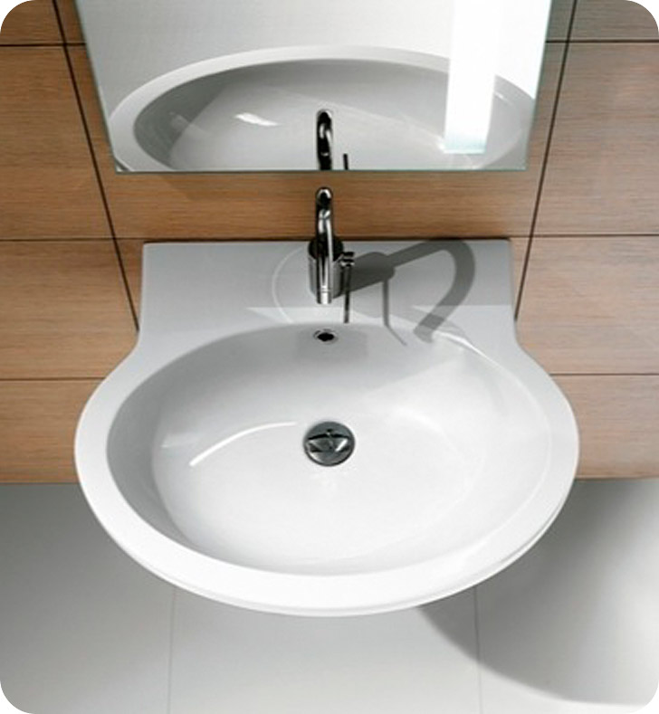 Nameeks 663011 gsi bathroom sink for Nameeks bathroom sinks