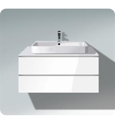 Duravit Happy D.2 H26312 Wall Mounted Modern Bathroom Vanity Unit for Console Sinks