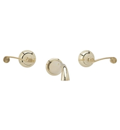 Phylrich D1206 3Ring Wall Mount Tub Set