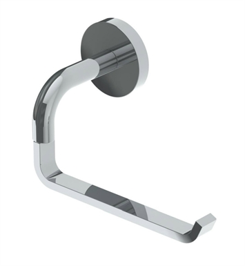 Watermark 26-0.4-MWH Brooklyn Toilet Paper Holder With Finish: Matte White <strong>(USUALLY SHIPS IN 9-10 WEEKS)</strong>
