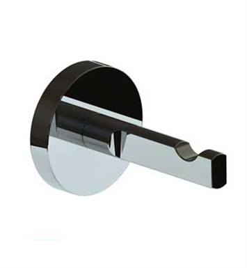 Watermark 26-0.5-VC Brooklyn Robe Hook With Finish: Velvet Chrome <strong>(USUALLY SHIPS IN 8-9 WEEKS)</strong>