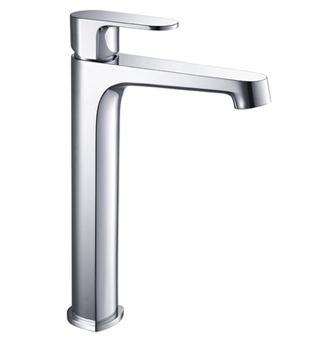 Fresca FFT9132CH Gravina Single Hole Vessel Mount Bathroom Faucet in Chrome