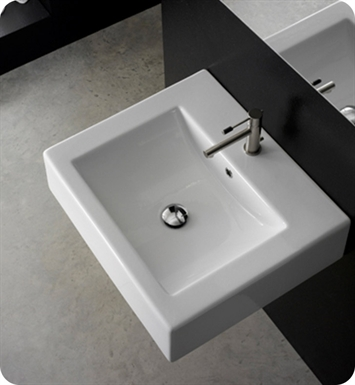 Nameeks 8025-B Scarabeo Bathroom Sink