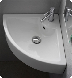 Nameeks Scarabeo Bathroom Sink 8007-E