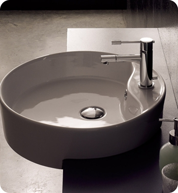 Nameeks 8029-D Scarabeo Bathroom Sink