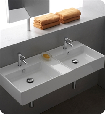 Nameeks 8035 Scarabeo Bathroom Sink