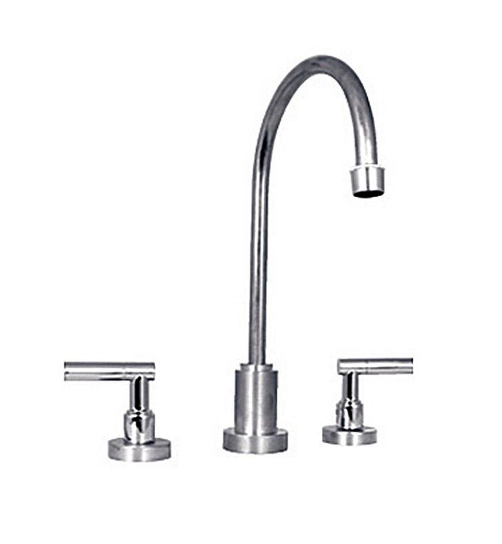 Watermark 24-7 Three Hole Deck Mount Kitchen Faucet