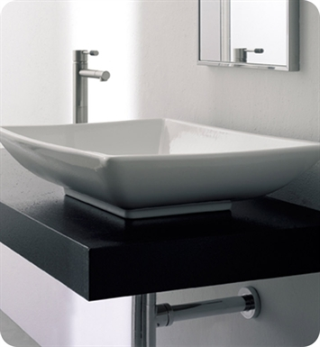 Nameeks 8046 Scarabeo Bathroom Sink