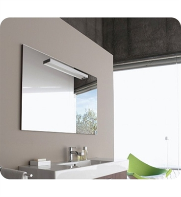 Duravit FO9616 Fogo Bathroom Mirror with Lighting