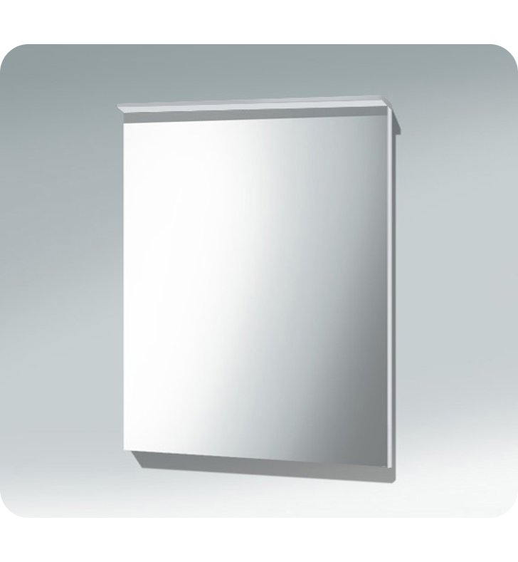 Duravit h2729305252 happy d 2 bathroom mirror with lighting with