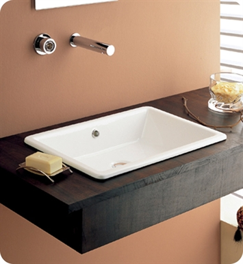 Nameeks 8032 Scarabeo Bathroom Sink