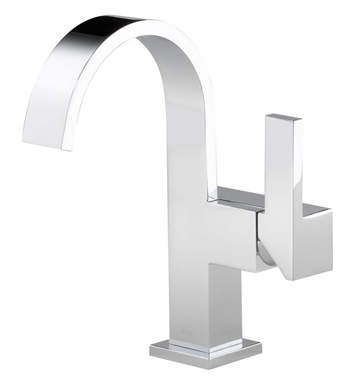 Brizo 65080LF-BN Siderna Single Handle Lavatory Faucet With Finish: Brushed Nickel