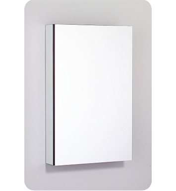 "Robern PLM2030WBLE PL Series 19-1/4"" x 30"" Customizable Medicine Cabinet w/ Wide Flat Door With Cabinet Hinge: Left with Electric Option And Mirror Type / Lens: Beveled And Style and Color: White Interior"
