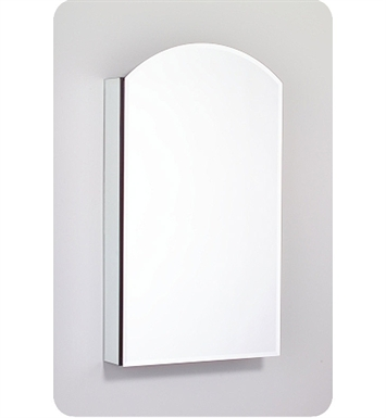 "Robern PLM2034 PL Series 19-1/4"" x 34"" Customizable Arch Door Medicine Cabinet"