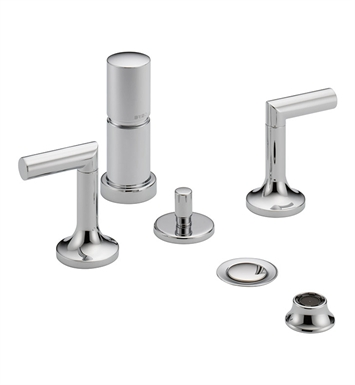 Brizo 68475-BN Odin Bidet Faucet With Finish: Brushed Nickel