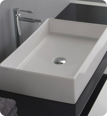 Nameeks 8031-60 Scarabeo Bathroom Sink