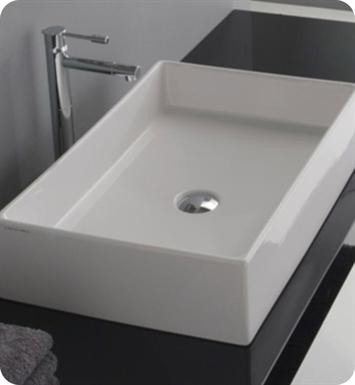 Nameeks 8031 60 scarabeo bathroom sink for Nameeks bathroom sinks