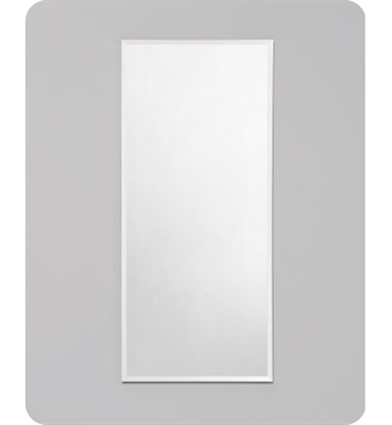"Robern RC1636D4FP1 R3 Series 16"" x 36"" Medicine Cabinet with Wide Flat Door With Style and Color: Plain Edge Mirrored Door"