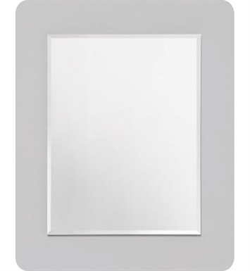 "Robern RC2026D4FB1 R3 Series 20"" x 26"" Medicine Cabinet with Wide Flat Door With Style and Color: Beveled Edge Mirrored Door"