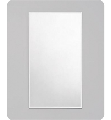 "Robern RC2036D4FP1 R3 Series 20"" x 36"" Medicine Cabinet with Wide Flat Door With Style and Color: Plain Edge Mirrored Door"