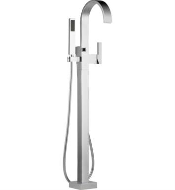 Brizo T70180 Siderna Single-Handle Freestanding Tub Filler