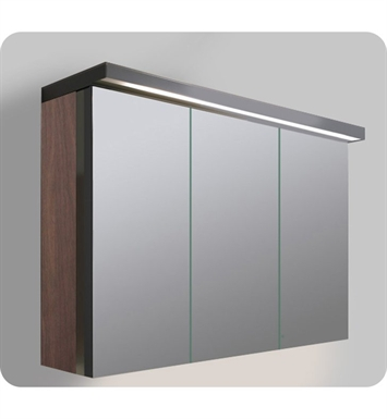 Duravit FO9678 Fogo Medicine Cabinet with Lighting