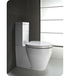 Nameeks GSI-751711 Losagna Round Floor Mounted Toilet