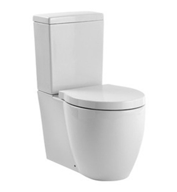 Nameeks GSI-661511 Panorama Two-Piece Round Toilet