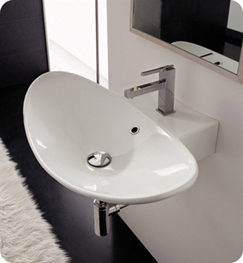 Nameeks 8204 Scarabeo Bathroom Sink