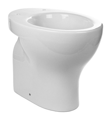 Nameeks GSI-MCITY1111 City Round Floor Mounted Toilet