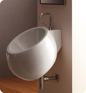 Nameeks 8100 Scarabeo Bathroom Sink