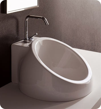 Nameeks 8103 Scarabeo Bathroom Sink