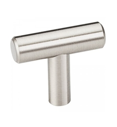 Hardware Resources Naples Cabinet Knob in Stainless Steel