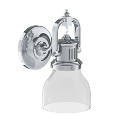 Watermark L108-1 Round Single Sconce