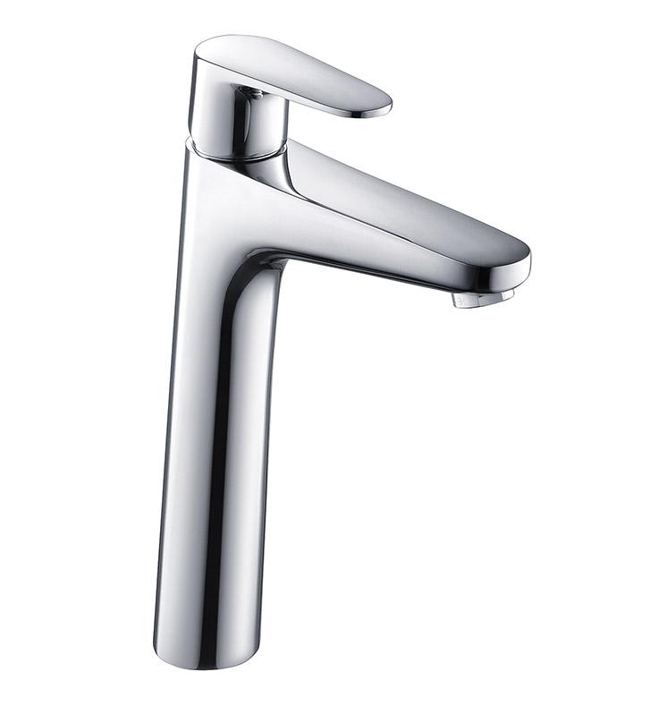 Fresca Fft3802ch Diveria Single Hole Vessel Mount Bathroom Faucet In Chrome
