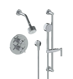 Watermark 24-6.75TO Loft Thermostatic Shower Set with Handshower