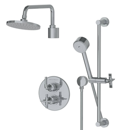 Watermark 26-6.75TO Pret-a-vive Thermostatic Shower Set with Handshower