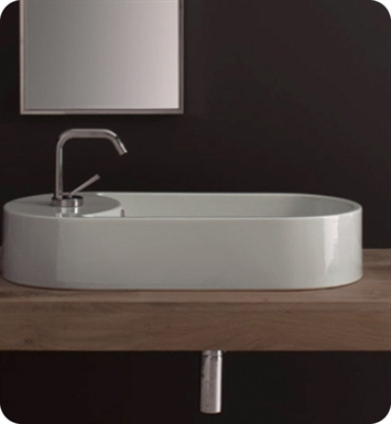 Nameeks 8094 Scarabeo Bathroom Sink