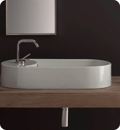 Nameeks Scarabeo Bathroom Sink 8096