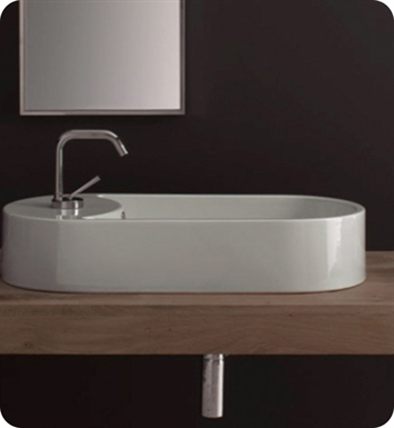 Nameeks 8096 Scarabeo Bathroom Sink