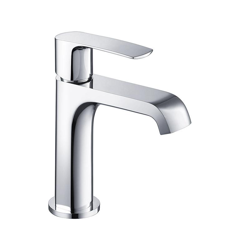 Fresca Fft3901ch Tusciano Single Hole Mount Bathroom Faucet In Chrome