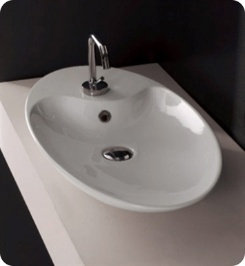 Nameeks 8097 Scarabeo Bathroom Sink